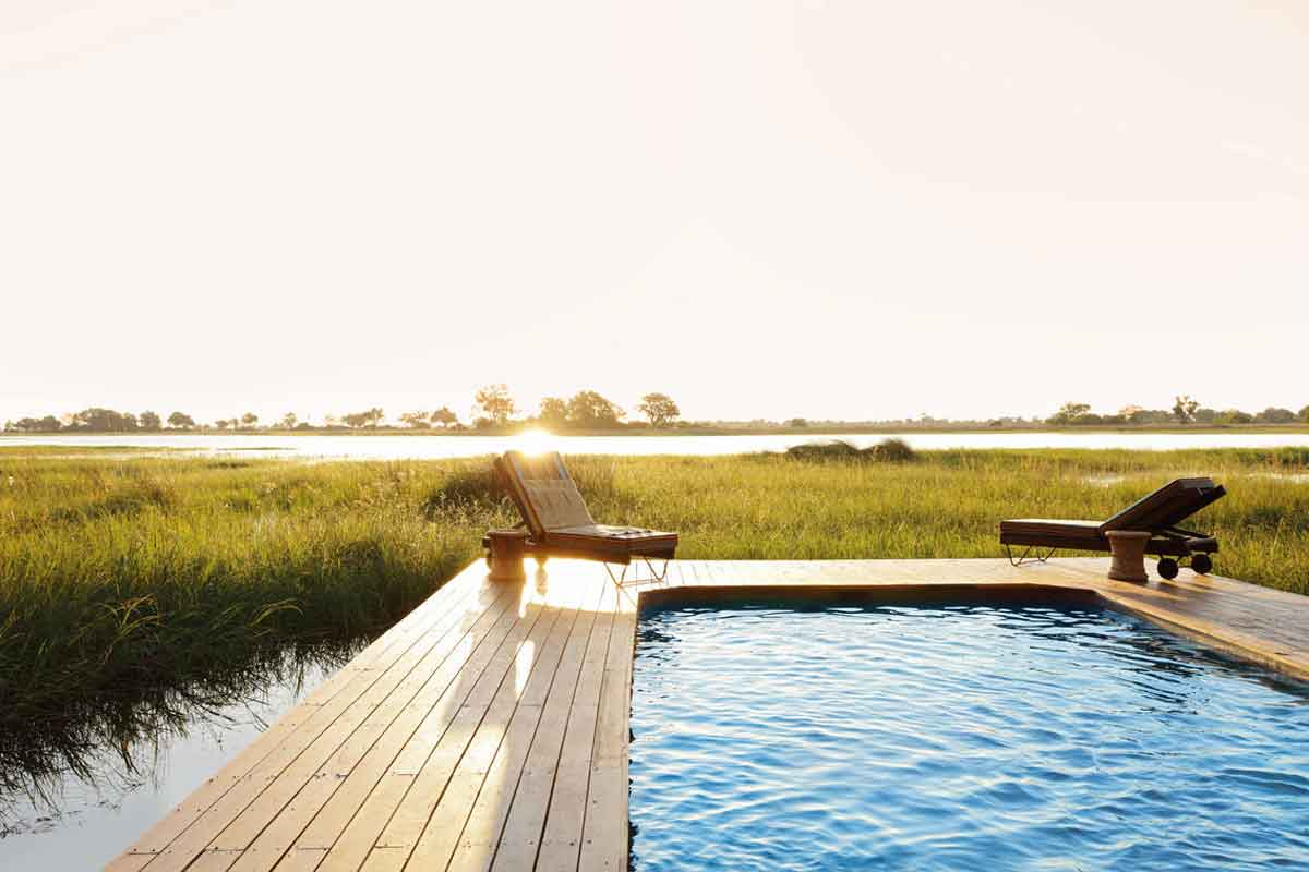 Mapula Lodge Swimming Pool
