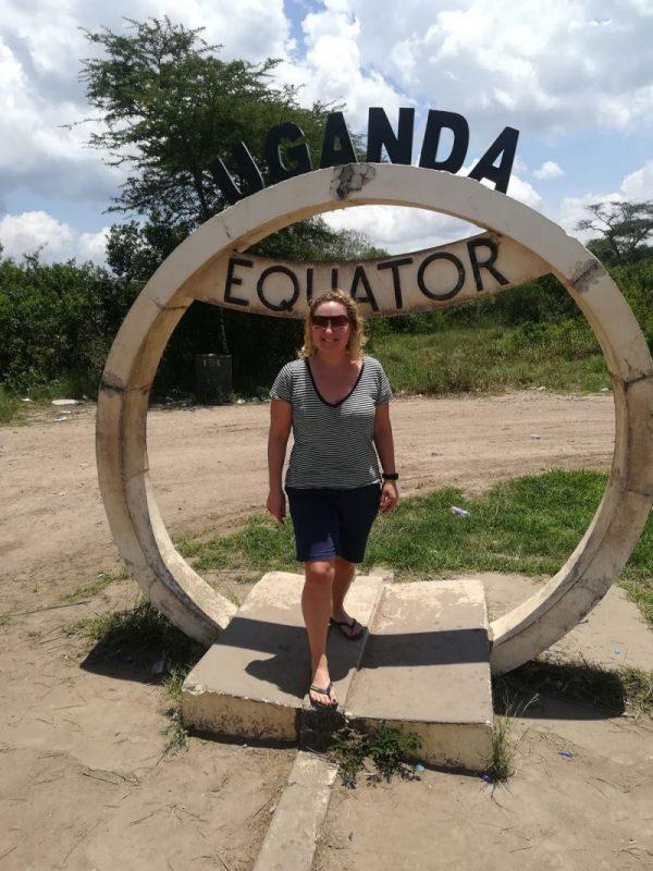 Michelle Uganda Equator