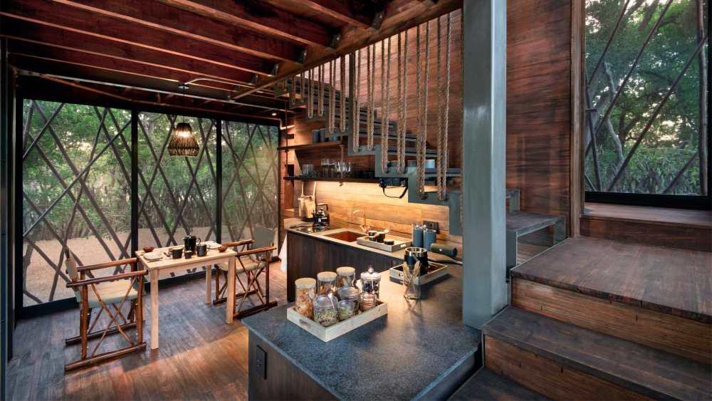 safari treehouse, New, romantic safari treehouse in South Africa's Greater Kruger