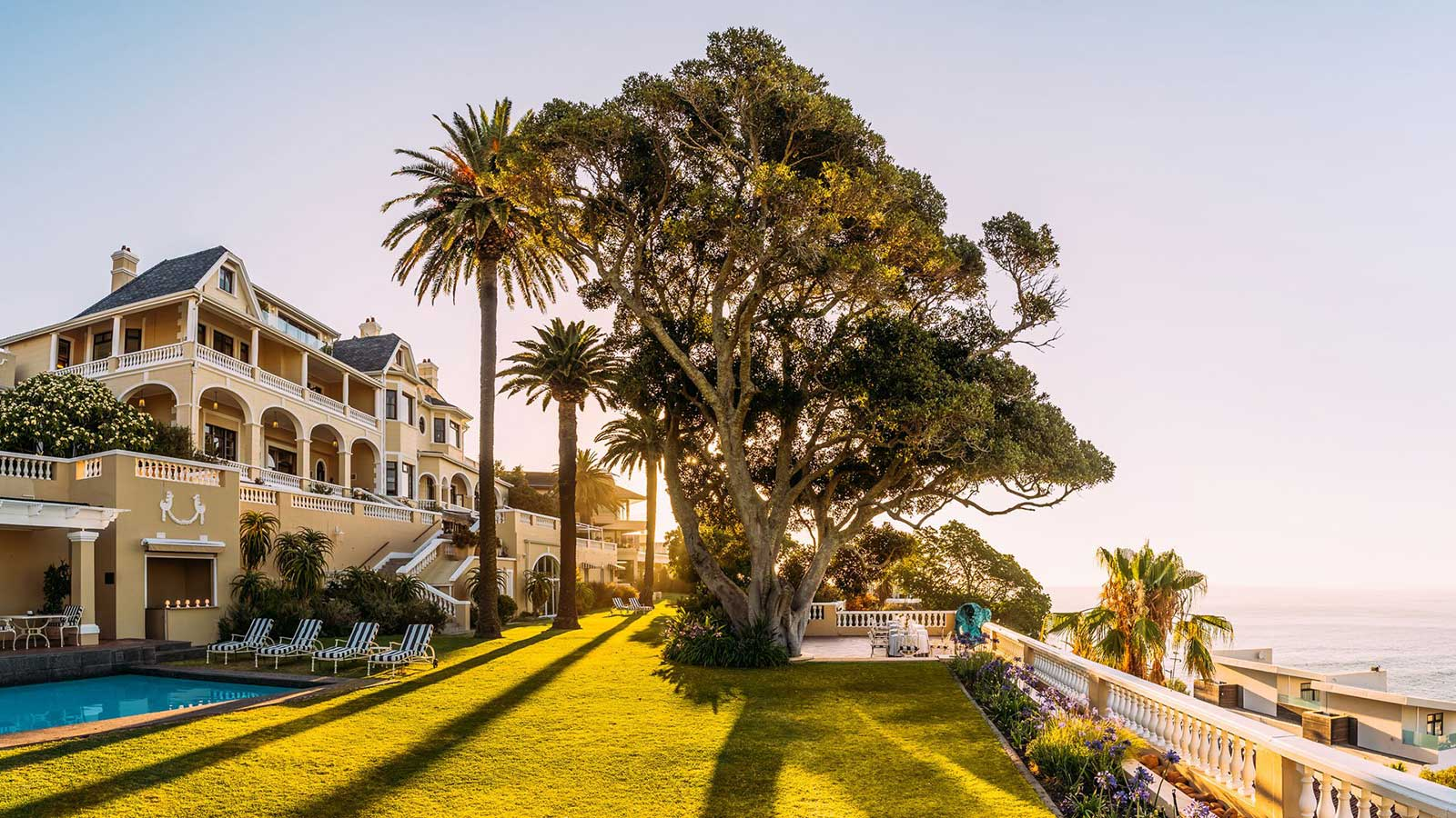 Ellerman House Views of Cape Town
