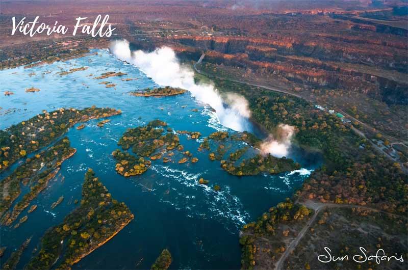 48 Hours in Victoria Falls | Sun Safaris