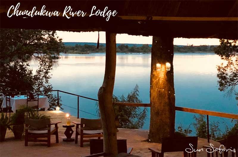 Sun Safaris Victoria Falls Hotels - Chundukwa River Lodge