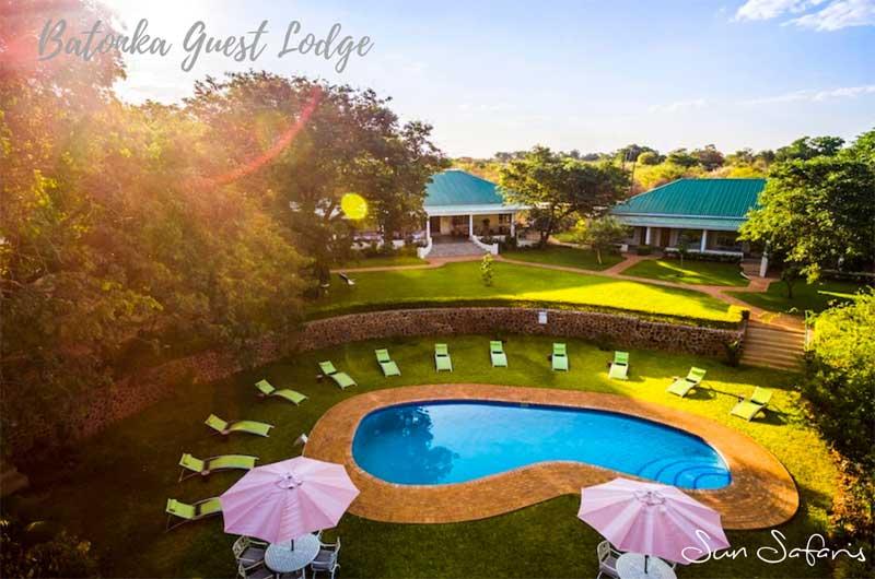 Sun Safaris Victoria Falls Hotels - Batonka Guest House