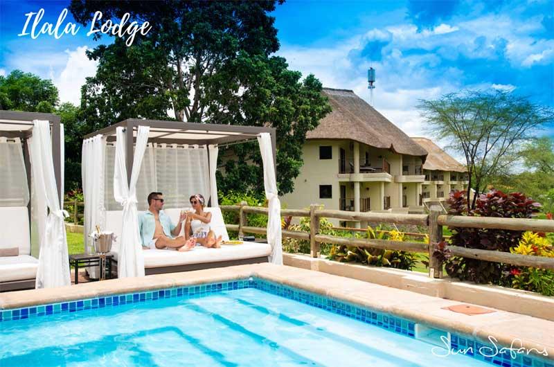 Victoria Falls Hotels - Ilala Lodge