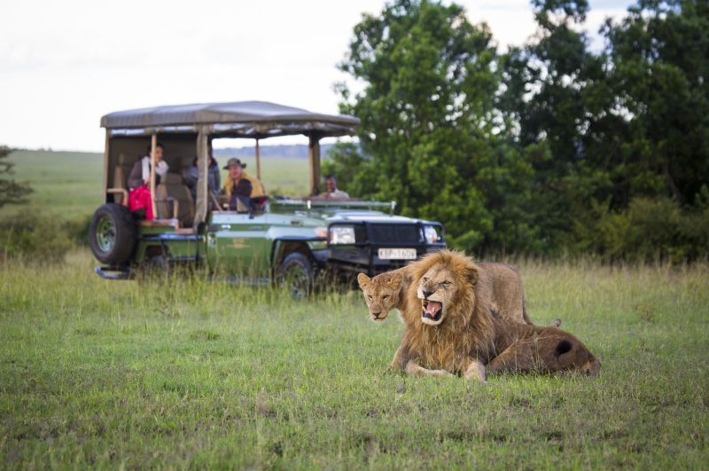 The Return of the Safari Pioneers Luxury Kenya Safari