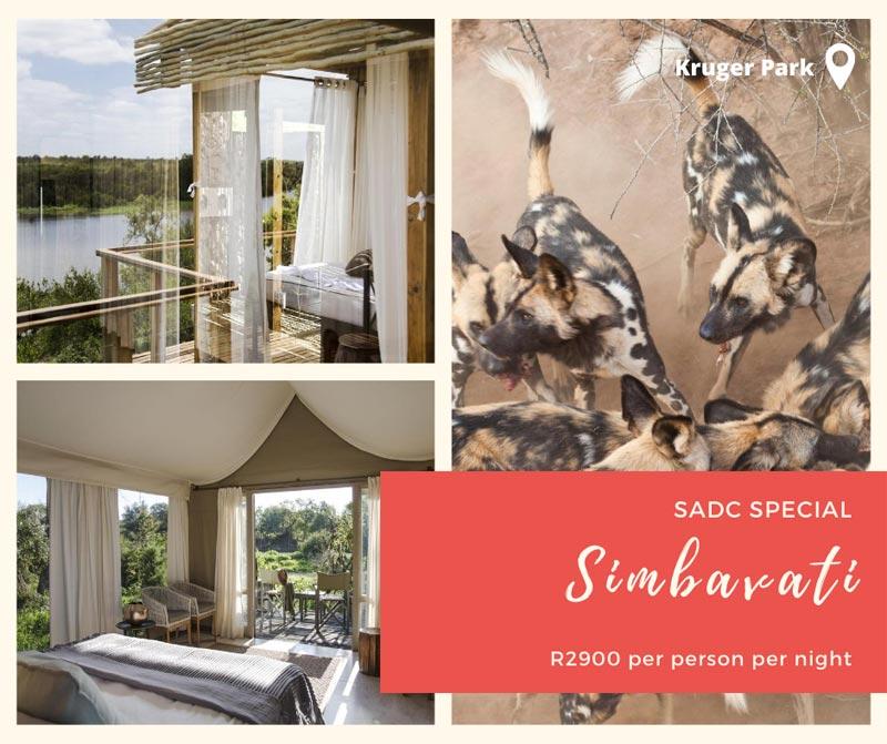 Kruger Park SADC Travel Deals 2020 - Sun Safaris