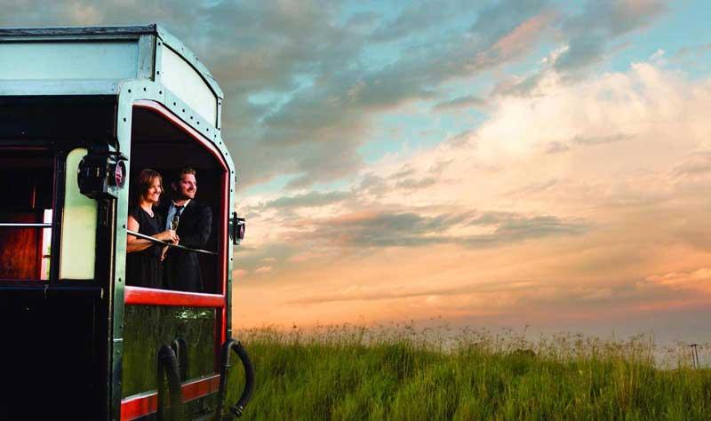 Sun Safaris Rovos Rail Copper Trail