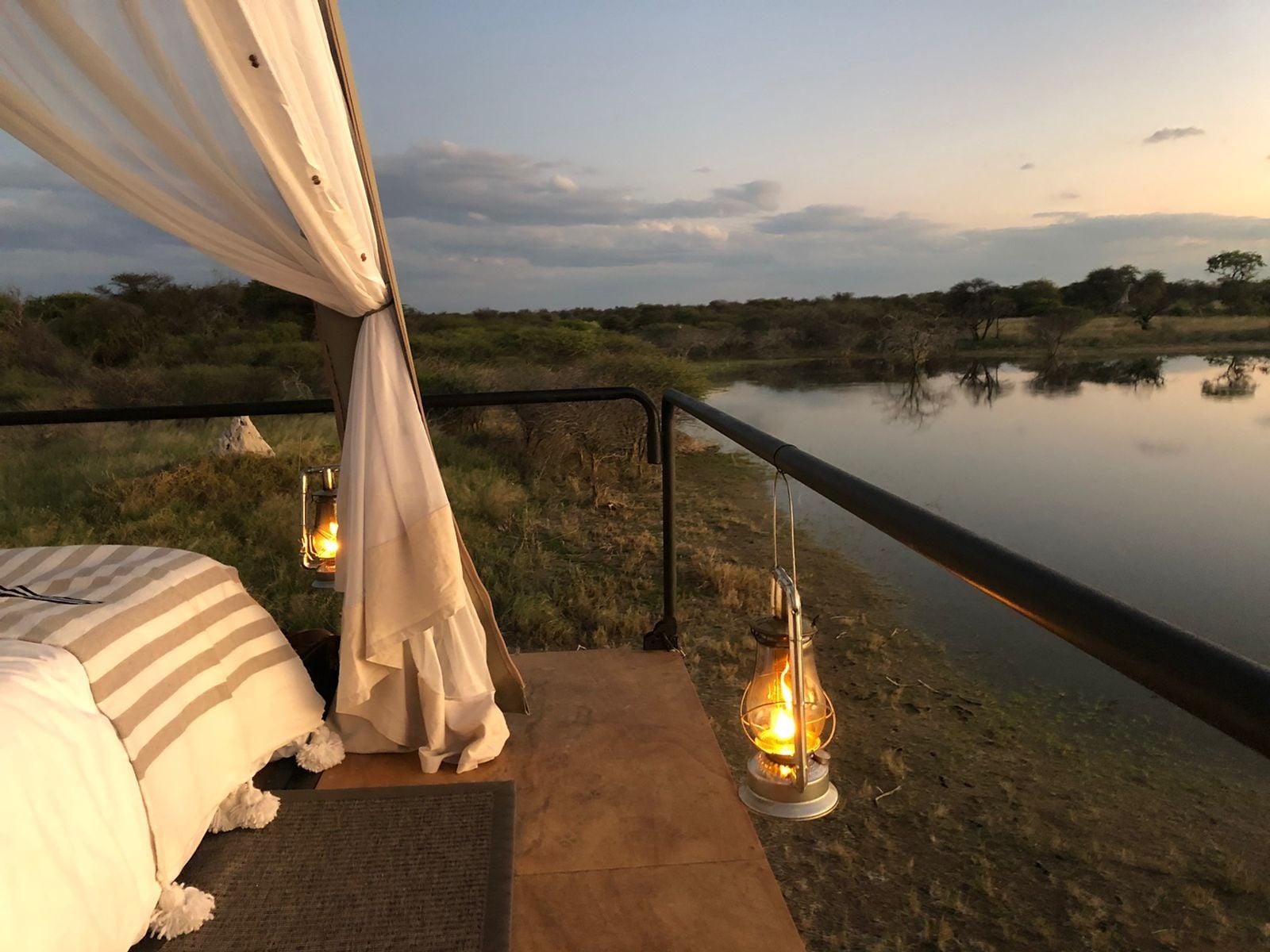 Onguma Safari Waterhole