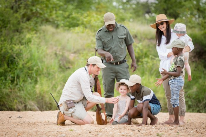 Exclusive-use safari lodges for family travel
