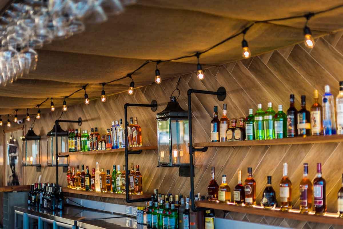 Chinchilla Bar in Camps Bay