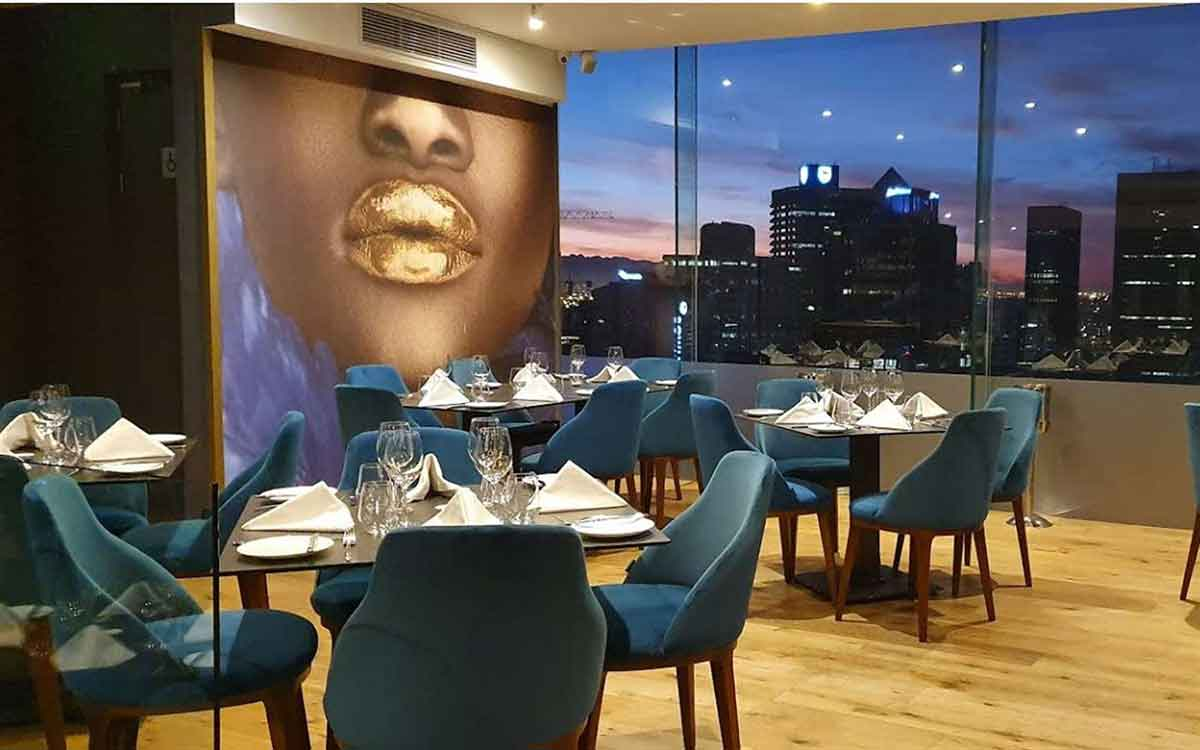 Utopia Bar and Restaurant in Cape Town