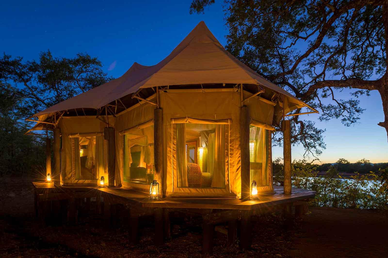 Chindeni Camp Zambia South Luangwa