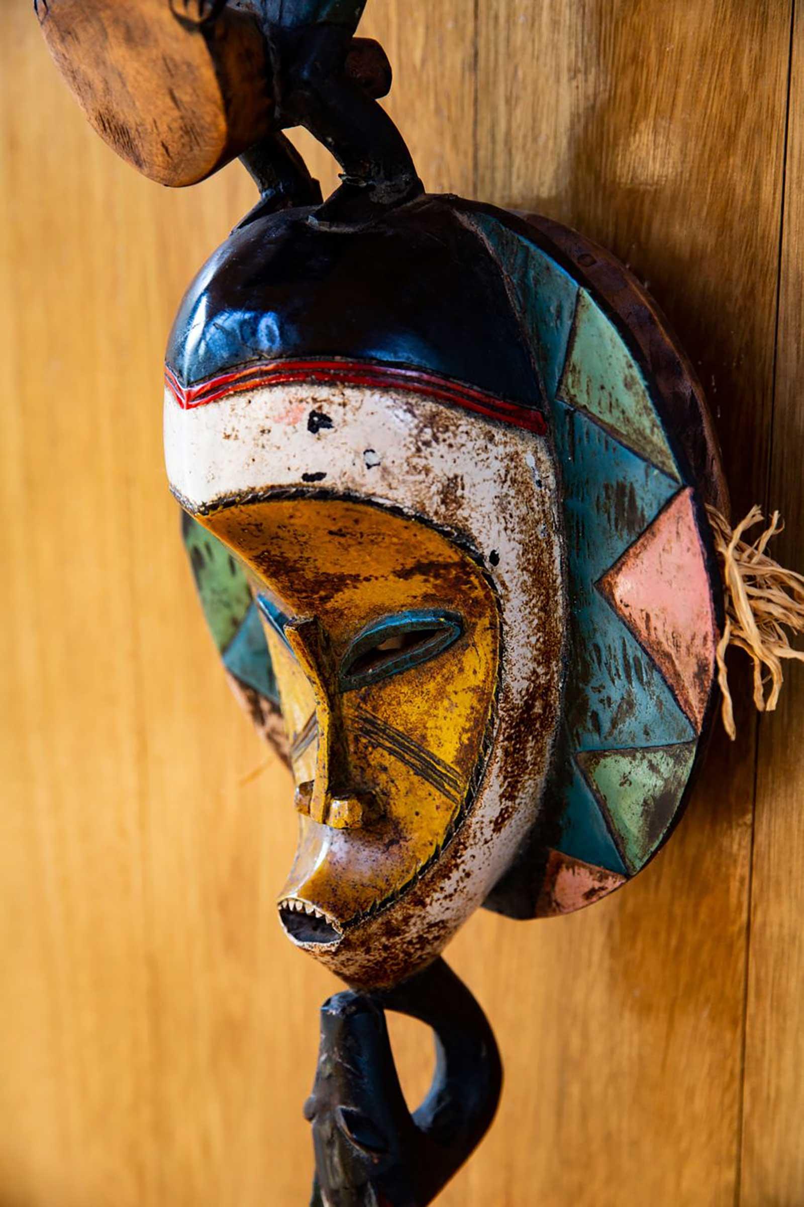 Singita Sweni Lodge Art